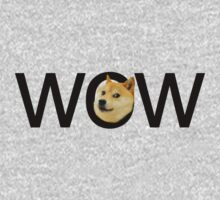 WOW Doge One Piece - Long Sleeve