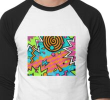 ATCQ Men's Baseball ¾ T-Shirt