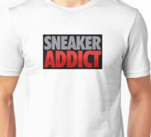 Sneaker Addict - Speckled 1 Unisex T-Shirt