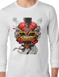 street fighter 5 Long Sleeve T-Shirt