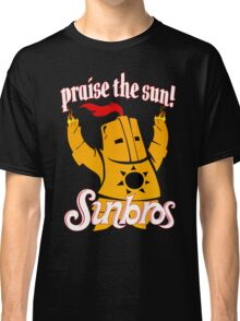 Praise The Sun - Sunbros Classic T-Shirt