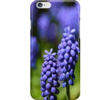 So Many and so Blue iPhone Case/Skin