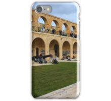 Malta, Valletta - Salutting Battery iPhone Case/Skin