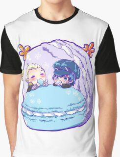 Kannao - Macarons Graphic T-Shirt
