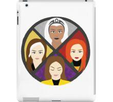 Mutant Heroines iPad Case/Skin