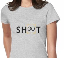 Person of Interest - Shoot Womens Fitted T-Shirt