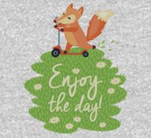 Cute foxes One Piece - Long Sleeve