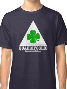 Quadrifoglio Vintage Graphic  Classic T-Shirt