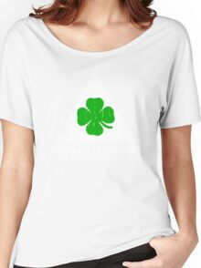 Quadrifoglio Vintage Graphic  Women's Relaxed Fit T-Shirt