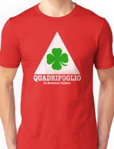 Quadrifoglio Vintage Graphic  Unisex T-Shirt