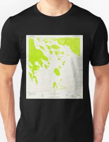 USGS TOPO Map Hawaii HI Puu Koli 349698 1956 24000 T-Shirt