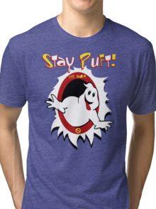 Stay Puft! Tri-blend T-Shirt