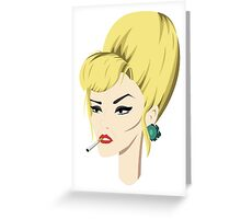 Patsy Darling Greeting Card