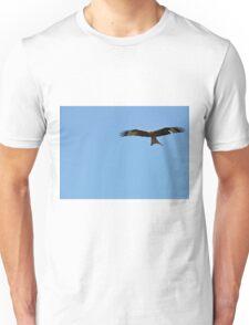 Red Kite flying Unisex T-Shirt