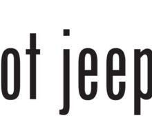 got jeep? oval sticker Sticker