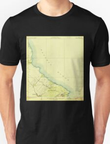 USGS TOPO Map Hawaii HI Makuu 349884 1924 62500 T-Shirt