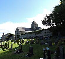 Penmon Priory by CreativeEm