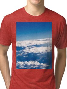 Up In The Clouds Tri-blend T-Shirt