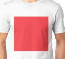 Deep Carmine Pink Unisex T-Shirt