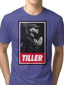 Bryson Tiller [4K] Tri-blend T-Shirt