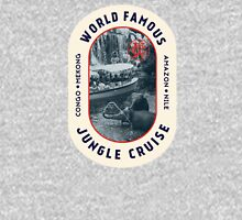 World Famous Jungle Cruise travel sticker Unisex T-Shirt