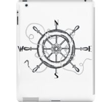The Helm's Compass iPad Case/Skin