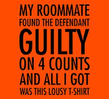 New Girl - Guilty shirt Unisex T-Shirt