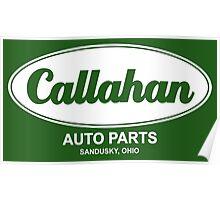 Callahan Autoparts Poster