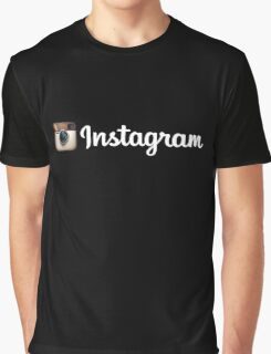 Instagram 2 Graphic T-Shirt