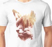 Blind fox Unisex T-Shirt
