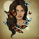 Butterflies by CatAstrophe