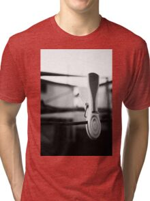 clothes peg Tri-blend T-Shirt