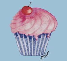 Sally's Cupcake Kids Tee