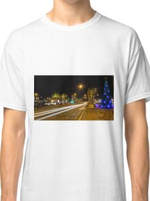 Main Street Mordialloc at night Classic T-Shirt