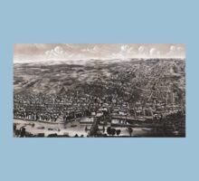 Albany - New York - 1879 Kids Tee