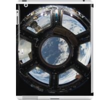 ISS cupola iPad Case/Skin