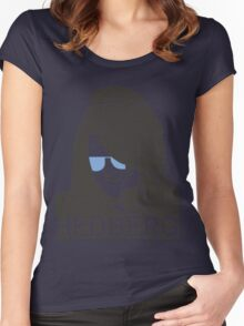 Mitch Hedberg Women's Fitted Scoop T-Shirt