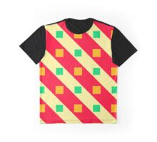 Squares and stripes Graphic T-Shirt