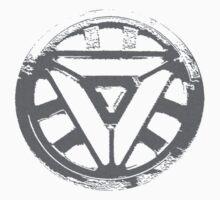 Heart Reactor One Piece - Short Sleeve