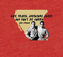 On the Road - Jack Kerouac Tri-blend T-Shirt