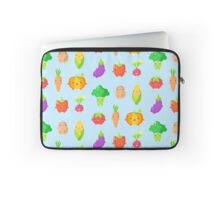 Cute Vegetable Friends Laptop Sleeve