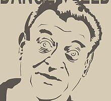 Rodney Dangerfield by FinlayMcNevin