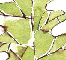 Oak Leaves and Acorns Sticker