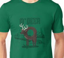 A wild O'Dear in it's natural habitat. Unisex T-Shirt