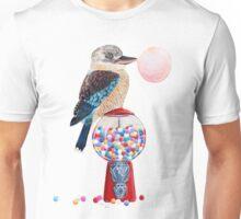 Bird gumball machine Kookaburra Unisex T-Shirt