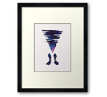 The thing Framed Print