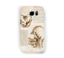 Study of the Simpsons Samsung Galaxy Case/Skin