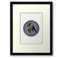 It'd be an awfully empty galaxy without you Framed Print