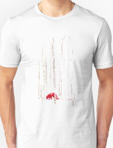 There's nowhere to run Unisex T-Shirt