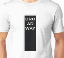 Broadway - NYC Unisex T-Shirt